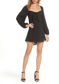 findersKEEPERS Finders Keepers Adeline Long Sleeve Minidress