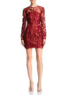 findersKEEPERS Finders Keepers Alchemy Embroidered Mini Dress - 100% Exclusive