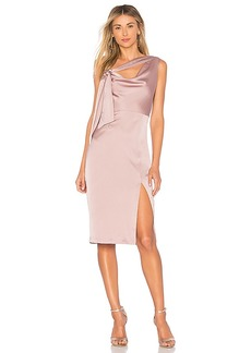 findersKEEPERS Finders Keepers Aspects Midi Dress