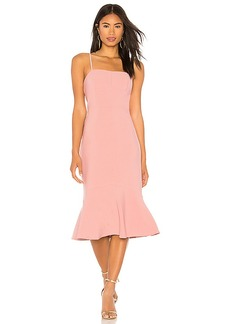findersKEEPERS Finders Keepers Continuum Midi Dress