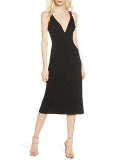 findersKEEPERS Finders Keepers Effy Sheath Dress