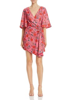 findersKEEPERS Finders Keepers Hana Floral Mini Dress