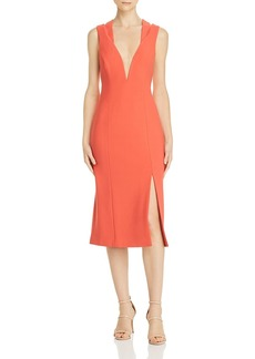 findersKEEPERS Finders Keepers Lines Sheath Dress