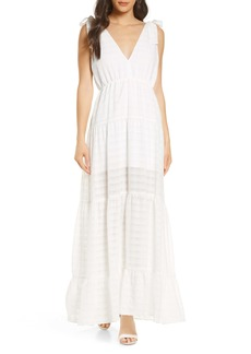 findersKEEPERS Finders Keepers Lucietti Maxi Dress