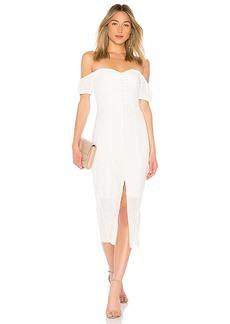findersKEEPERS Finders Keepers Maella Midi Dress