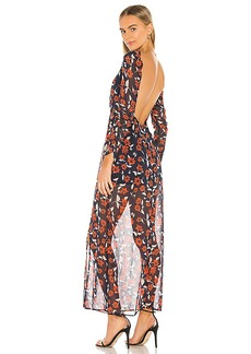 findersKEEPERS Finders Keepers Maya Maxi Dress