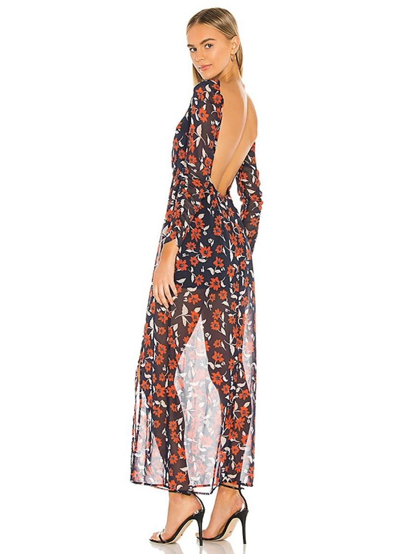 findersKEEPERS Finders Keepers Maya Maxi Dress