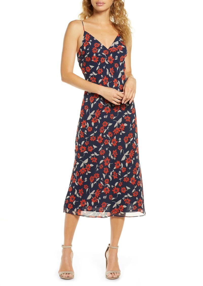 findersKEEPERS Finders Keepers Maya Sleeveless Midi Dress