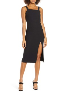 findersKEEPERS Finders Keepers Palermo Sheath Dress
