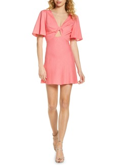 findersKEEPERS Finders Keepers Sally A-Line Minidress