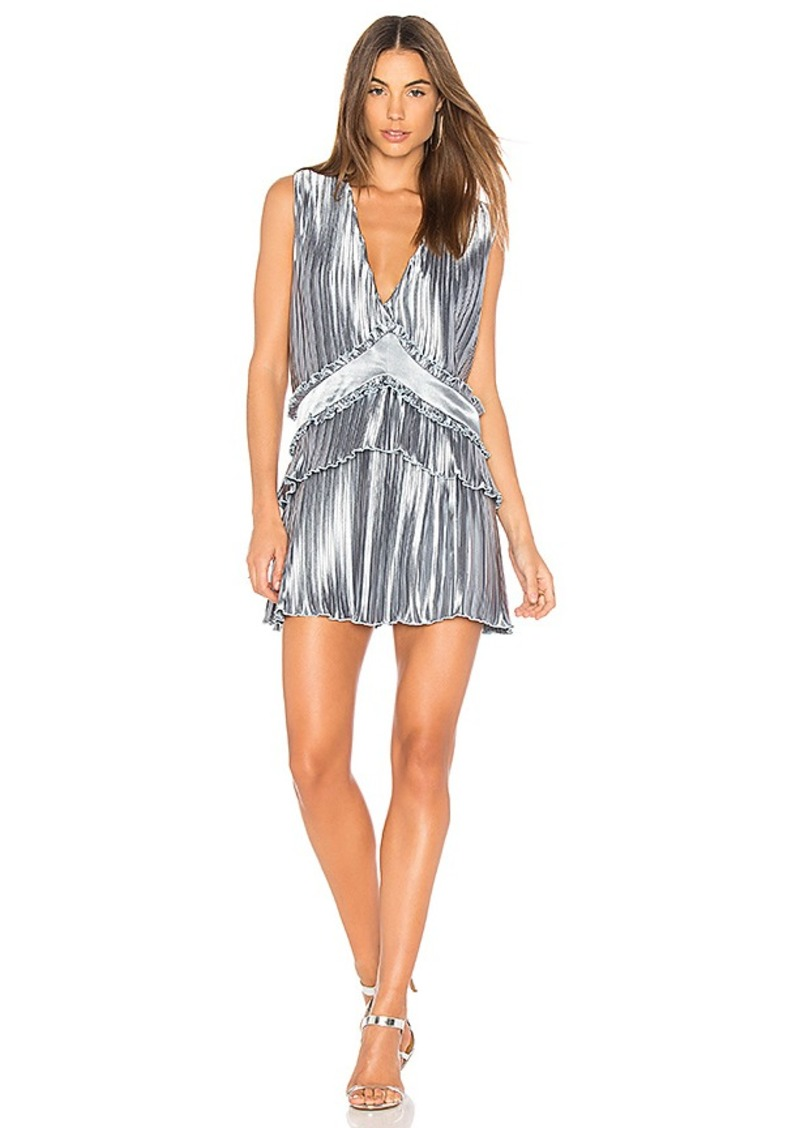 bc75be2ce5 findersKEEPERS Finders Keepers Stardust Ruffle Mini Dress Now $103.00