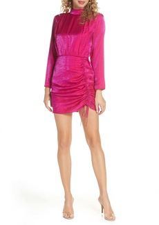 findersKEEPERS Finders Keepers Yasmine Long Sleeve Minidress