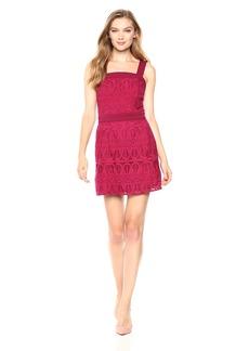 findersKEEPERS Women's Awake Sleeveless Open Back Mini Dress  M