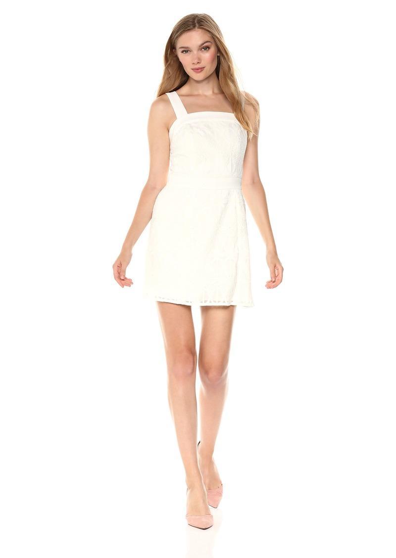 findersKEEPERS Women's Awake Sleeveless Open Back Mini Dress  XL