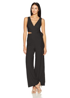 findersKEEPERS Women's Breezeblocks Jumpsuit  L