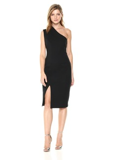 findersKEEPERS Women's Brooks One Shoulder Sheath Dress  s