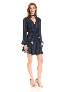findersKEEPERS Women's Curtis Ls Dress  M