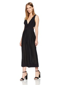 findersKEEPERS Women's Go Now Jumpsuit  L