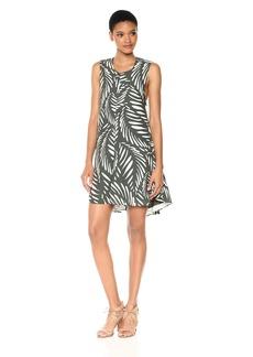 findersKEEPERS Women's I Spy Tie Back Dress  S