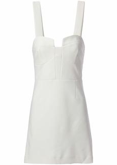 findersKEEPERS Women's Luna Bodycon Crepe Mini A-line Dress  L