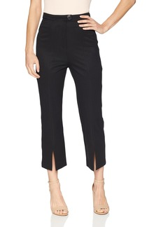 findersKEEPERS Women's Mila HIGH Rise Cropped Trouser  S