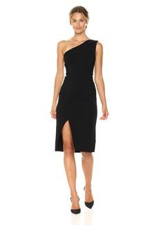 findersKEEPERS Women's Oblivion One Shoulder Midi Dress  M