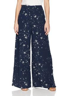 findersKEEPERS Women's Patience Flowy Wide Leg Star Print Pant  s