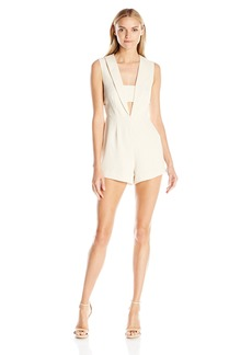 findersKEEPERS Women's the Logic Playsuit