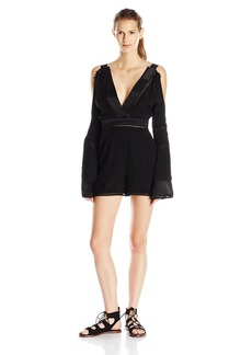 findersKEEPERS Women's Unravel Playsuit