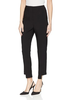 findersKEEPERS Women's Vapours Step Hem Cropped Slim Leg Pant  M