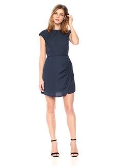 findersKEEPERS Women's Zephyr Short Sleeve Mini Dress  XS