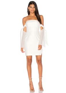 findersKEEPERS Secrets Off The Shoulder Dress