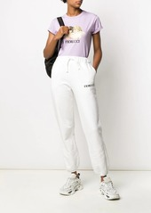 Fiorucci angels patch joggers
