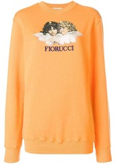 Fiorucci Angels print sweater