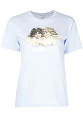 Fiorucci Angels print T-shirt