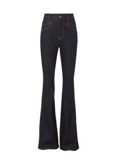 Fiorucci Edie Flare Jeans