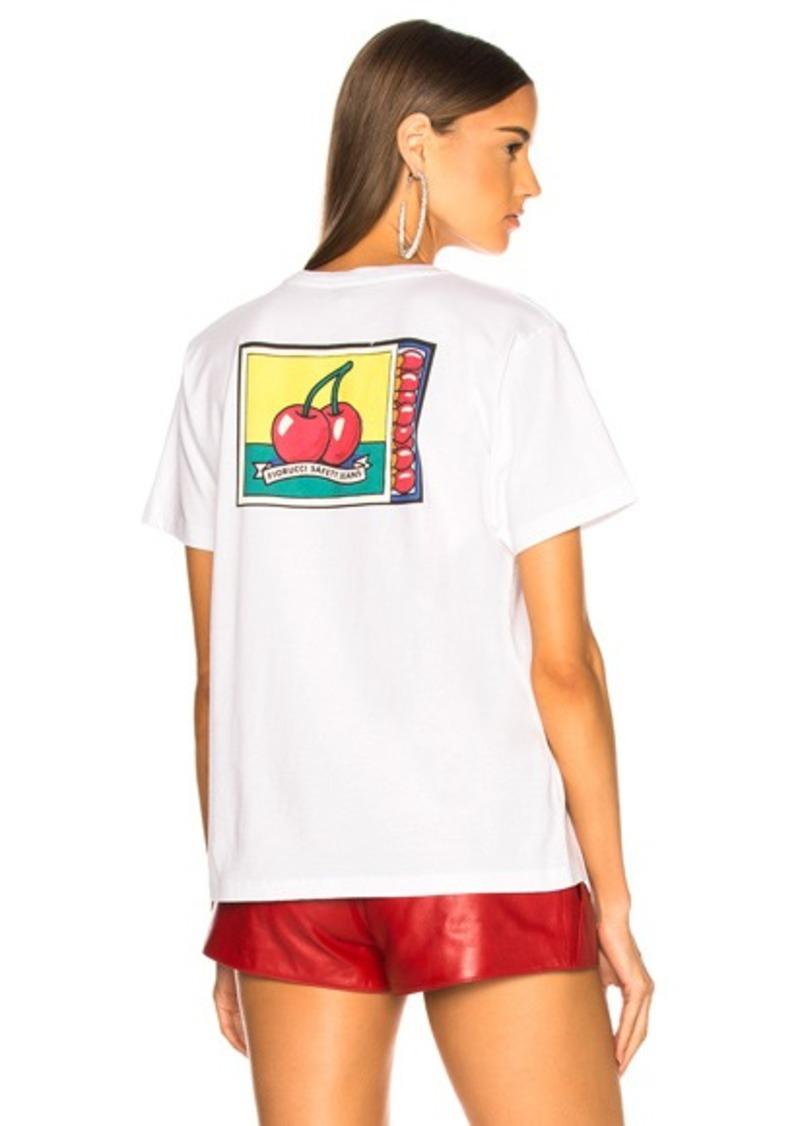 FIORUCCI Cherries Tee