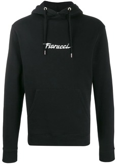 Fiorucci Spaceship relaxed-fit hoodie