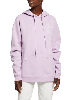 Fiorucci Unisex Commended Logo Hoodie