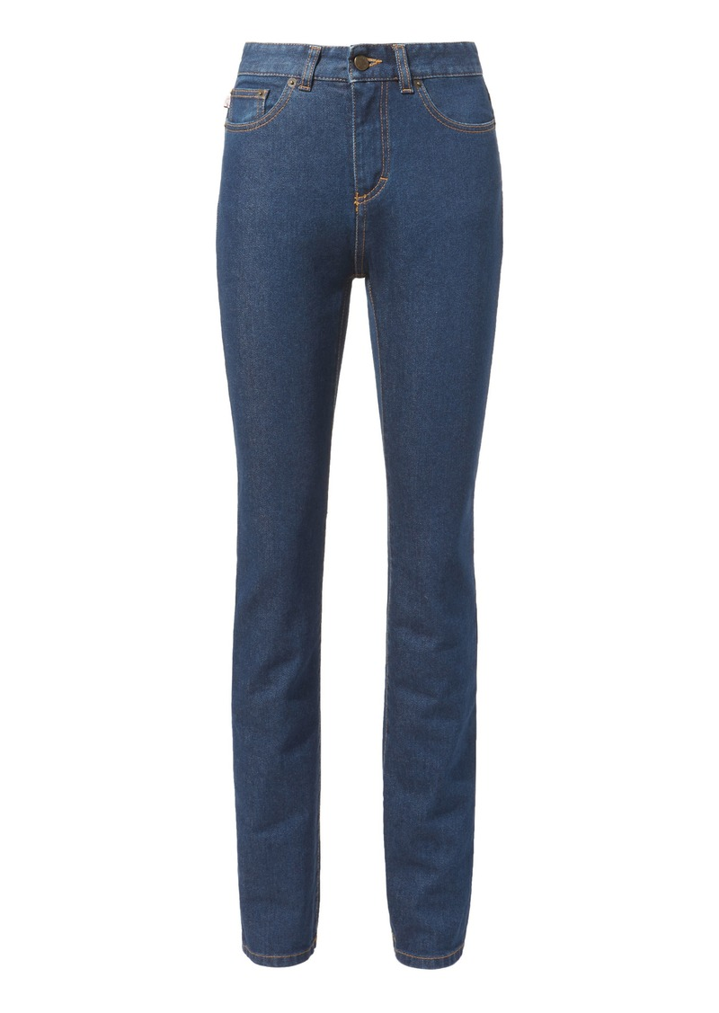 Fiorucci Yves Cigarette Jeans