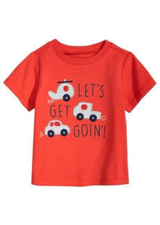 First Impressions Toddler Boys Cotton T-Shirt, Created for Macy's