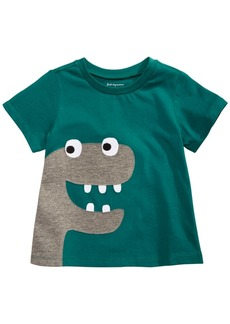 First Impressions Baby Boys Cotton Dinosaur T-Shirt, Created for Macy's