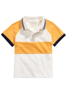 First Impressions Baby Boys Cotton Polo Shirt, Created for Macy's