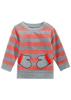 First Impressions Baby Boys Mitten-Pocket Sweatshirt, Created for Macy's