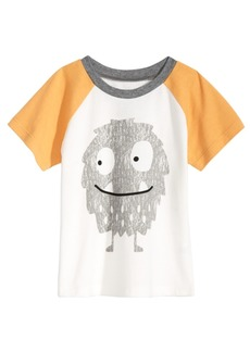 First Impressions Baby Boys Monster-Print Cotton T-Shirt, Created for Macy's