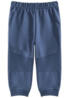 First Impressions Toddler Boys Moto-Panel Jogger Pants, Created For Macy's