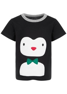 First Impressions Baby Boys Penguin Cotton T-Shirt, Created for Macy's