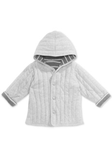 First Impressions Baby Boys Reversible Cotton Jacket, Created for Macy's