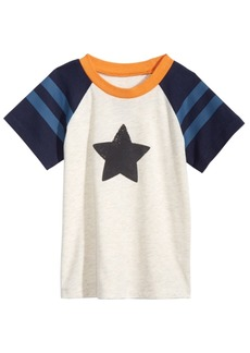 First Impressions Baby Boys Star-Print T-Shirt, Created for Macy's