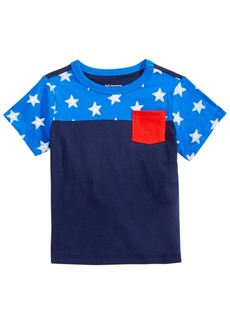 First Impressions Baby Boys Stars and Stripes T-Shirt, Created for Macy's